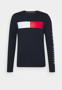 Tommy Hilfiger - BRANDED - Long sleeved top - blue - 4