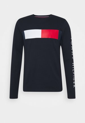 BRANDED - Longsleeve - blue