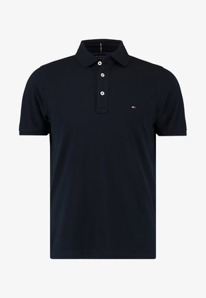 SLIM FIT - Polo shirt - sky captain