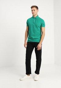 Tommy Hilfiger - HILFIGER SLIM  - Polo shirt - green - 1