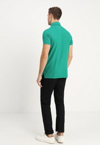 Tommy Hilfiger - HILFIGER SLIM  - Polo shirt - green - 2