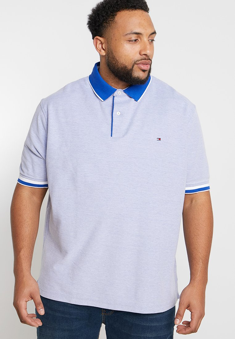 Tommy Hilfiger - OXFORD - Polo shirt - blue