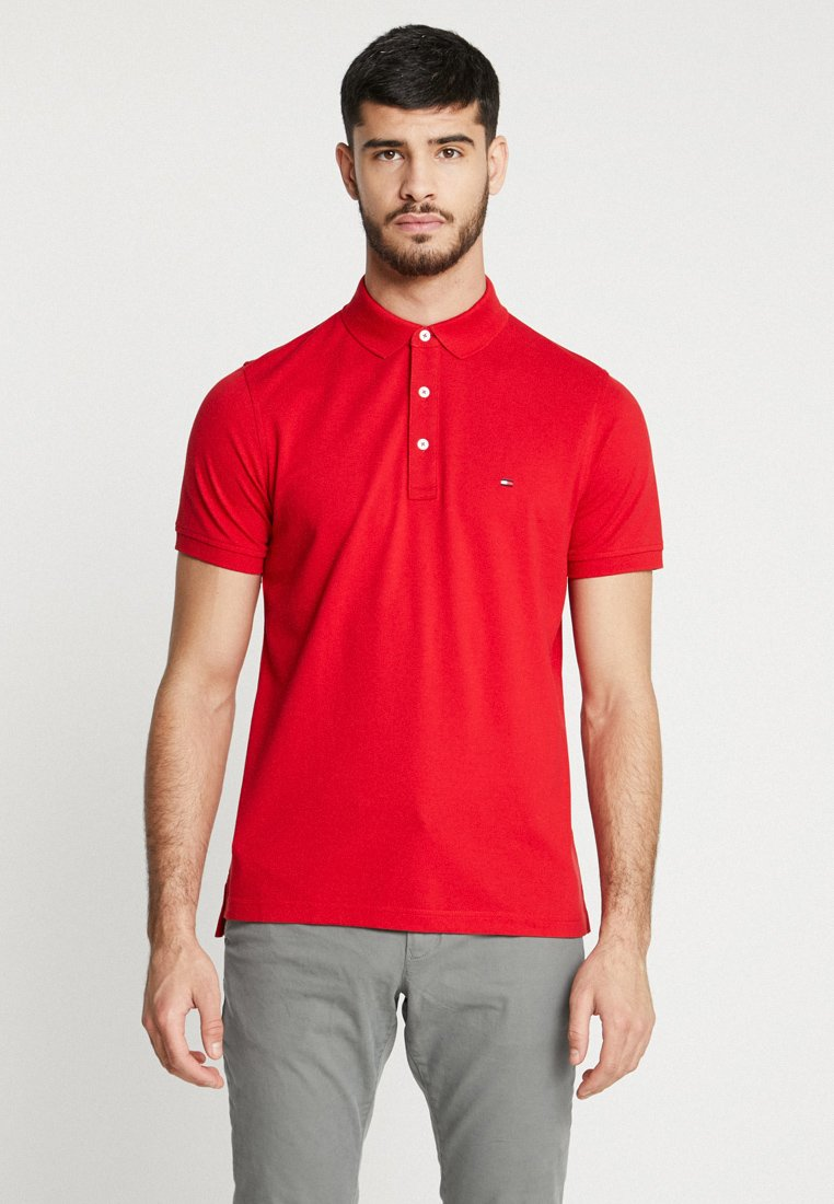 Tommy Hilfiger - Poloshirt - red