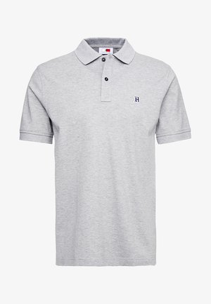 LEWIS HAMILTON GOTHIC BADGE REGULAR POLO - Polo shirt - grey