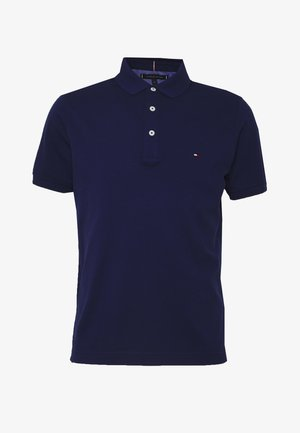 SLIM FIT - Polo - blue