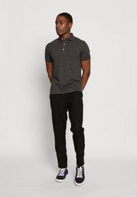 Tommy Hilfiger - Polo shirt - grey - 1