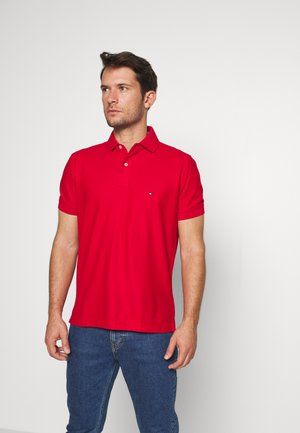 HILFIGER REGULAR POLO - Polo - red