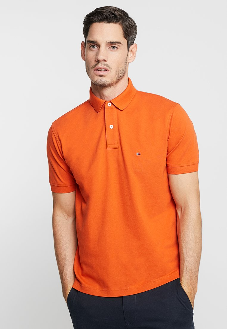 Tommy Hilfiger - REGULAR - Polo shirt - orange