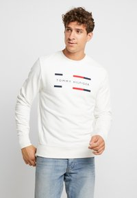 Tommy Hilfiger - Sweater - white - 0