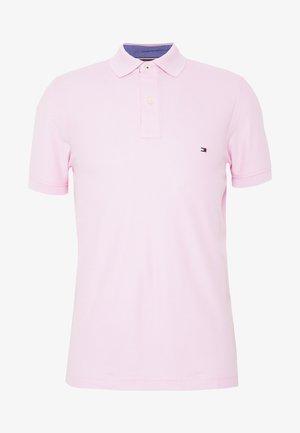 HILFIGER SLIM POLO - Pikeepaita - pink