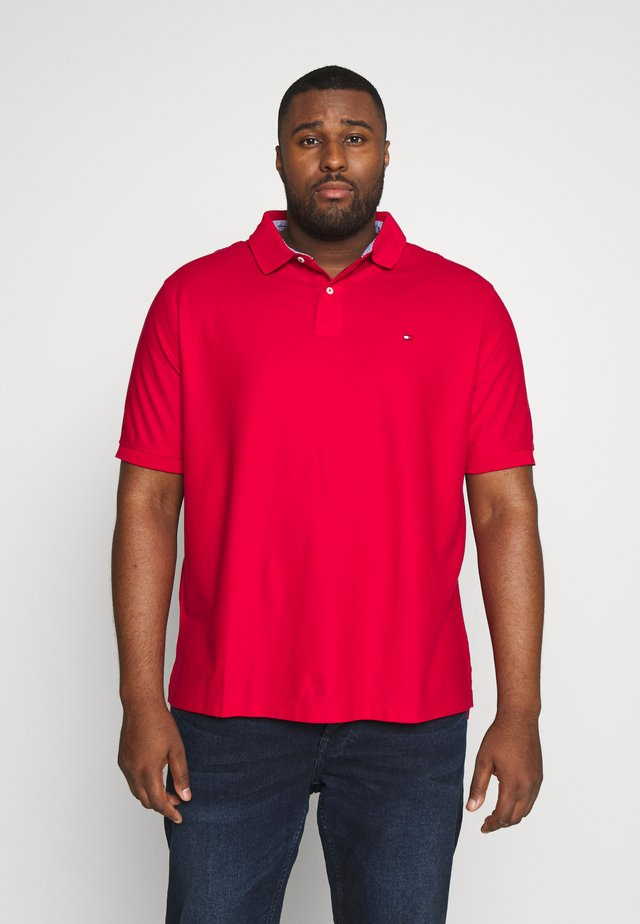 REGULAR FIT - Polo shirt - red