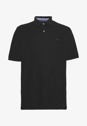 REGULAR FIT - Pikeepaita - black