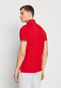 Tommy Hilfiger - TIPPED SLIM FIT - Polo - red - 2