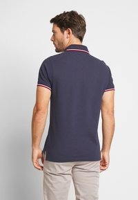 Tommy Hilfiger - TIPPED SLIM FIT - Polo - blue - 2