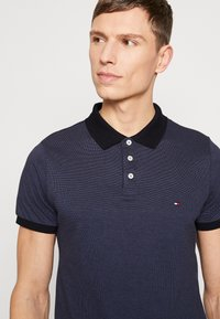 Tommy Hilfiger - FLEX SOPHISTICATED SLIM - Polo shirt - blue - 3