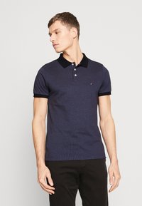 Tommy Hilfiger - FLEX SOPHISTICATED SLIM - Polo shirt - blue - 0