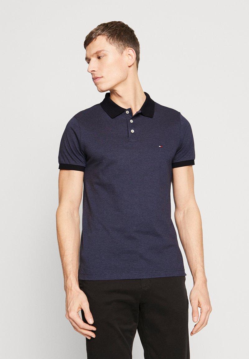Tommy Hilfiger - FLEX SOPHISTICATED SLIM - Polo shirt - blue