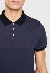 Tommy Hilfiger - FLEX SOPHISTICATED SLIM - Polo shirt - blue - 5