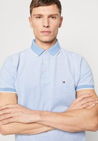 Tommy Hilfiger - COOL OXFORD REGULAR - Polo - blue - 3