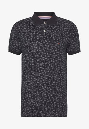 BUOY PRINT REGULAR POLO - Polo shirt - blue