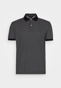Tommy Hilfiger - MICRO PRINT REGULAR - Polo - blue - 3