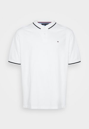TIPPED REGULAR - Polo shirt - white