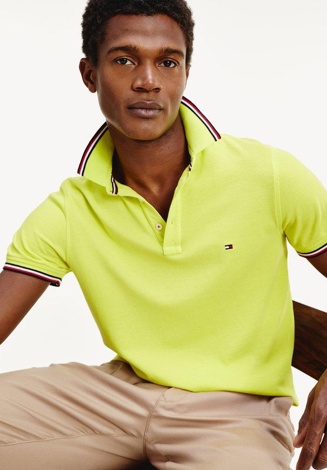 Polo shirt - lemon lime