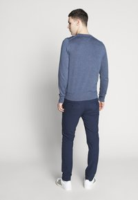 Tommy Hilfiger - CREW NECK - Jumper - blue - 2