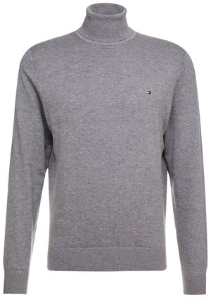 ROLL NECK - Pullover - grey