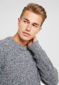 Tommy Hilfiger - PRETWISTED DETAILED - Trui - blue - 3