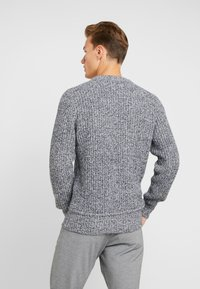 Tommy Hilfiger - PRETWISTED DETAILED - Trui - blue - 2