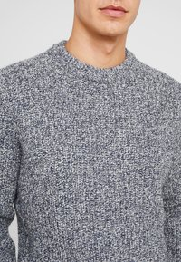 Tommy Hilfiger - PRETWISTED DETAILED - Trui - blue - 5