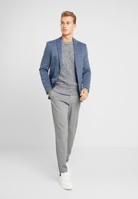 Tommy Hilfiger - PRETWISTED DETAILED - Trui - blue - 1