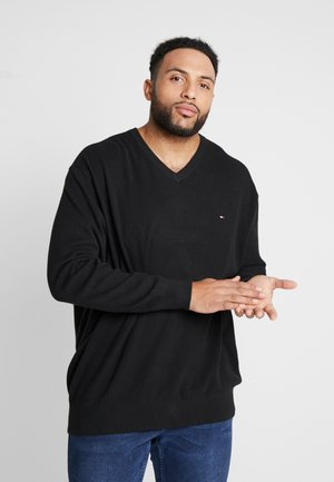 STRUCTURED  - Jumper - black