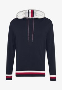 Tommy Hilfiger - GLOBAL STRIPE DETAIL - Pullover - blue