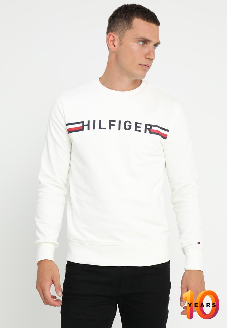 Tommy Hilfiger - KOBY - Mikina - snow white