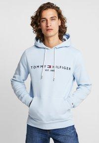 Tommy Hilfiger - LOGO HOODY - Hoodie - blue - 0