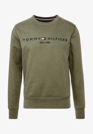 LOGO  - Sweater - green