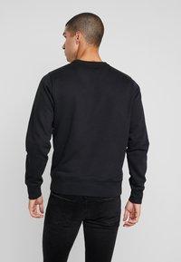 Tommy Hilfiger - LOGO  - Sweatshirt - black - 2