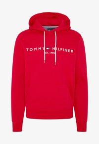 Tommy Hilfiger - LOGO HOODY - Hoodie - red - 5