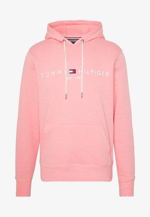 LOGO HOODY - Jersey con capucha - pink
