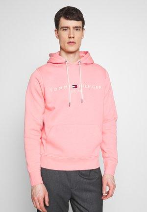 LOGO HOODY - Hoodie - pink