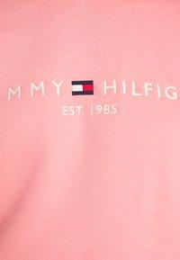 Tommy Hilfiger - LOGO HOODY - Hoodie - pink - 5