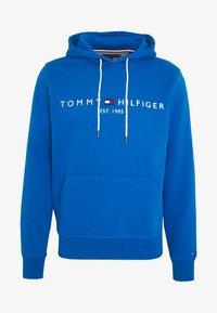 Tommy Hilfiger - LOGO HOODY - Hoodie - blue - 5