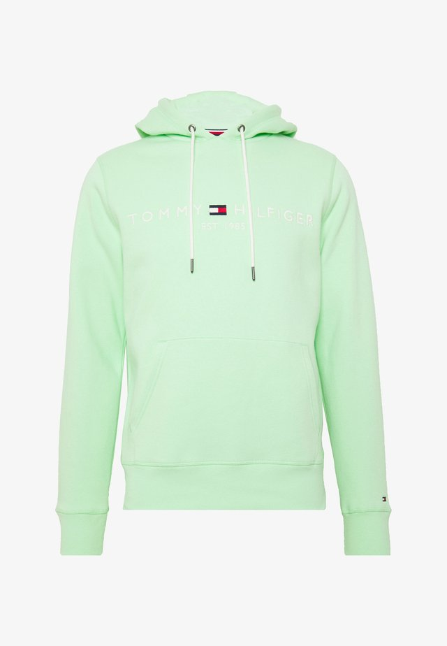 LOGO HOODY - Jersey con capucha - green