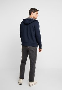 Tommy Hilfiger - BASIC LINED ZIP HOODY - Mikina na zip - blue - 2