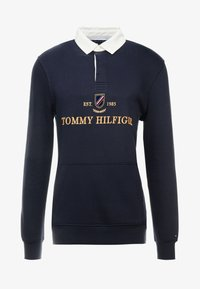 Tommy Hilfiger - ICON RUGBY - Sweatshirt - blue - 3
