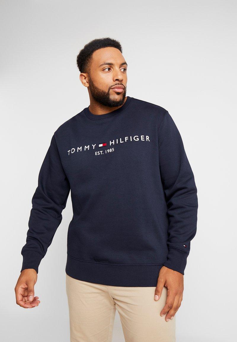 Tommy Hilfiger - LOGO - Sweatshirt - blue