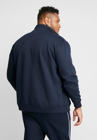 Tommy Hilfiger - LOGO ZIP THROUGH - Mikina na zip - blue - 2