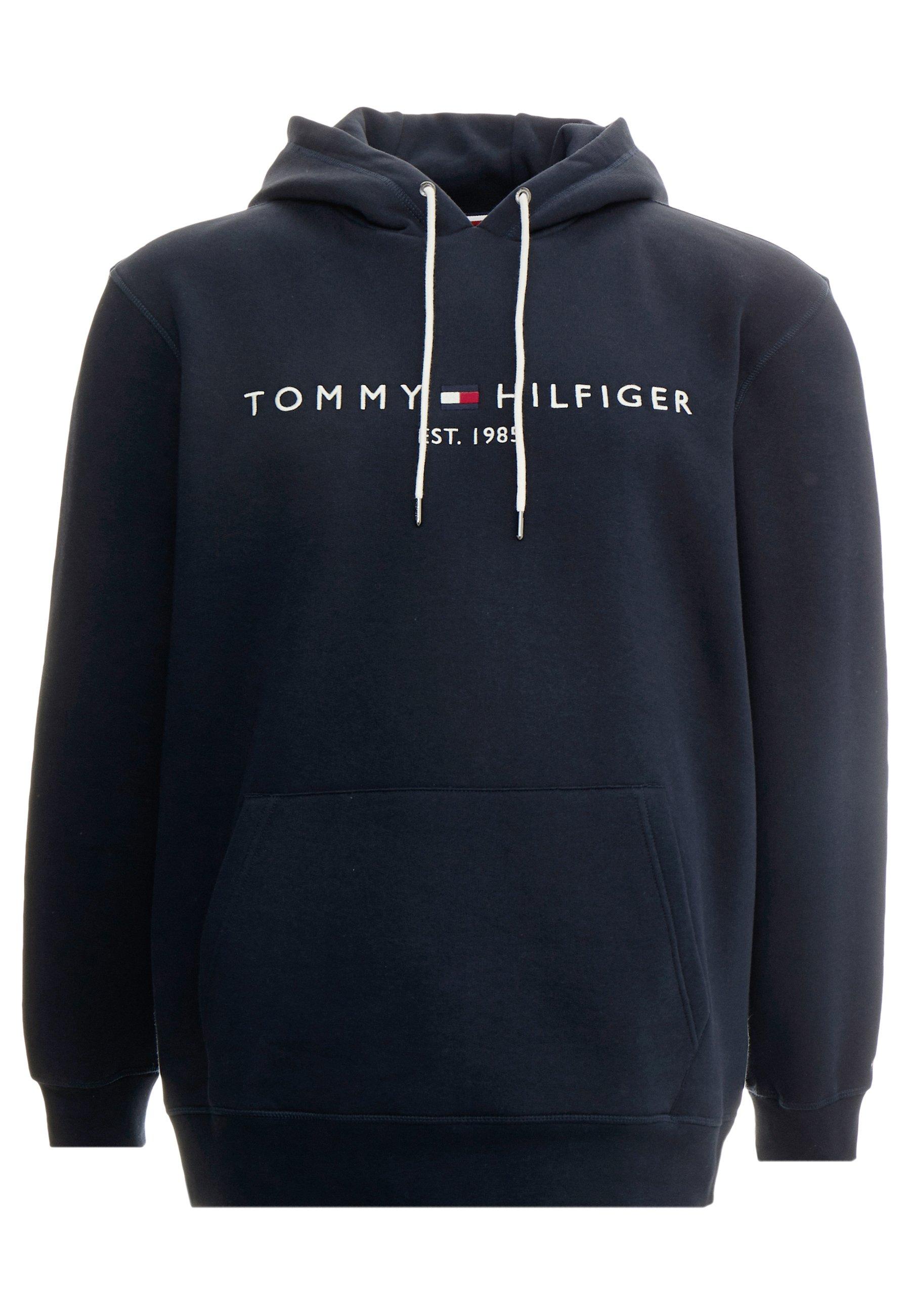 Tommy Hilfiger CORE HOODY - Felpa con cappuccio - blue